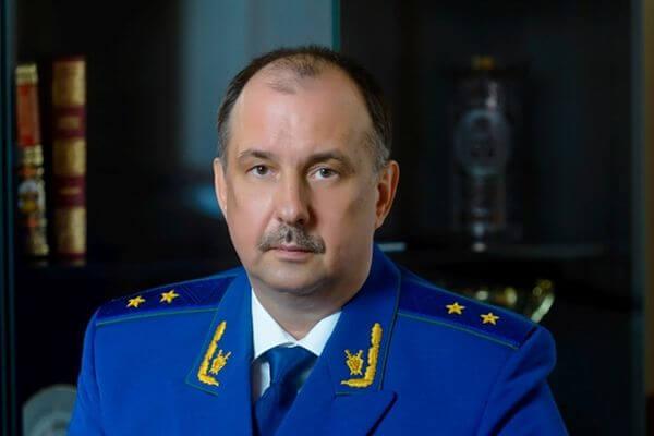 Прокурором Самарской области назначен Сергей Бережицкий | CityTraffic