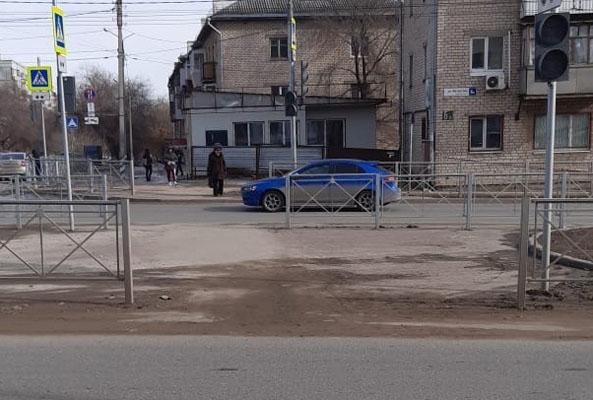 В Тольятти ищут водителя, который сбил на пешеходном переходе пенсионерку и уехал с места ДТП | CityTraffic