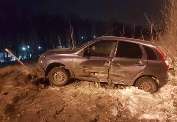 В Самаре в результате столкновения двух вазовских легковушек пострадали два человека | CityTraffic