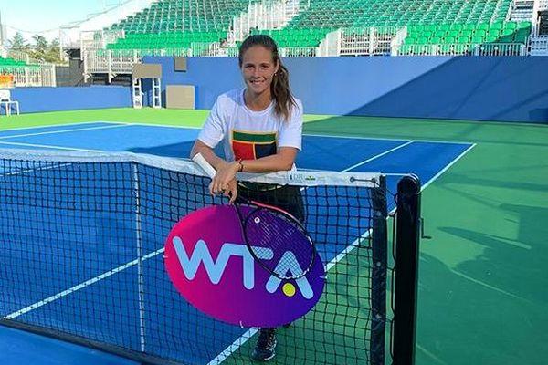 Дарья Касаткина вдвое улучшила свои позиции в WTA гонке | CityTraffic