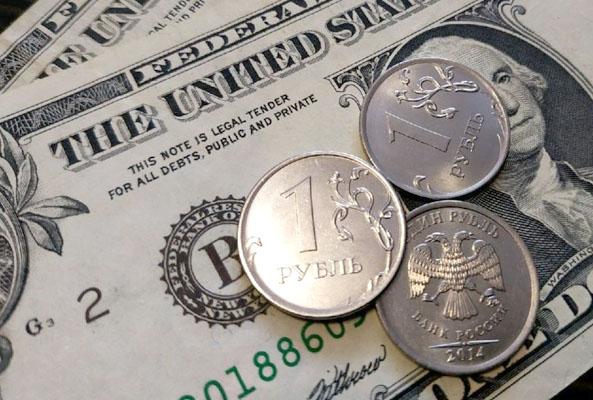 Доллар и евро резко подорожали по отношению к рублю из-за падения цен на нефть | CityTraffic