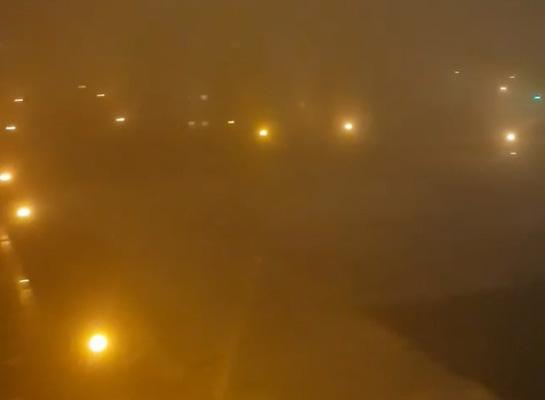 Жители Тольятти снова жалуются на смог и едкий запах в воздухе: видео | CityTraffic