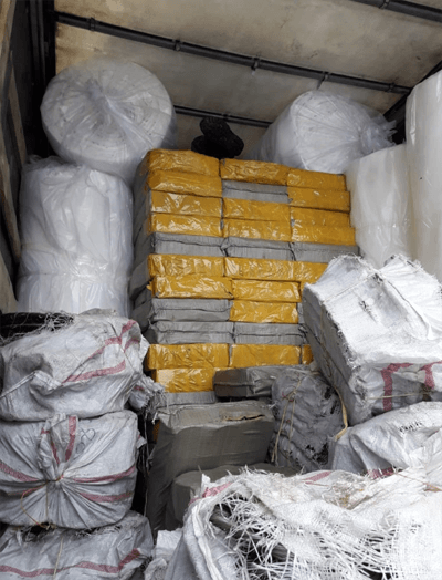 Самарские таможенники изъяли 12 тонн кальянного табака без акцизных марок | CityTraffic