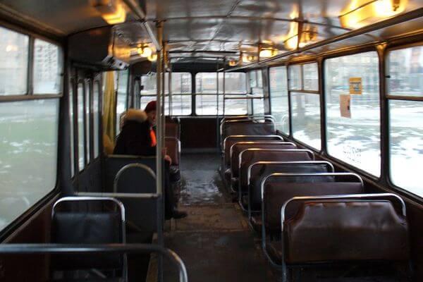 В трамваях и троллейбусах Самары отключили отопление | CityTraffic