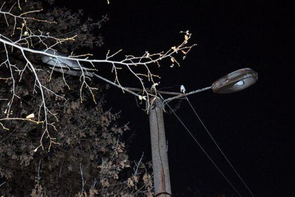 Жители Самары жалуются на отсутствие освещения на Заводском шоссе | CityTraffic