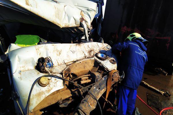 Спасатели рассказали о причине столкновения 6 автомобилей под Самарой: видео | CityTraffic
