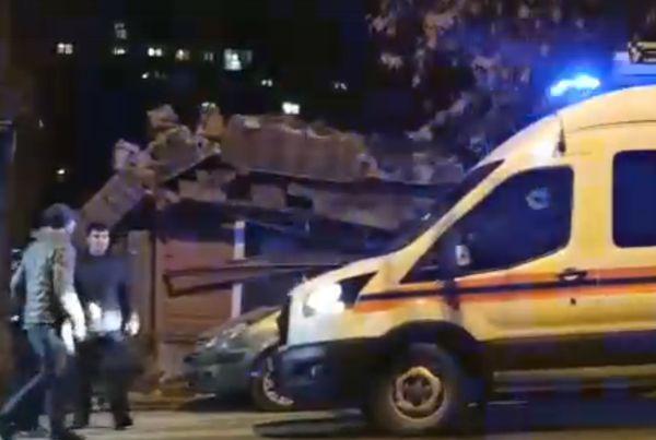 В Самаре в жилом доме обрушилась стена из-за взрыва газового оборудования: видео | CityTraffic