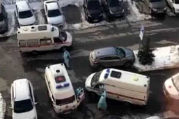 Власти Тольятти рассказали о том, как принудительно госпитализировали доктора, приехавшего из-за границы   CityTraffic