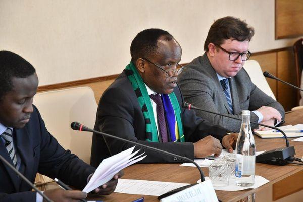 Студентов из Танзании позвали учиться в университеты Самарской области | CityTraffic