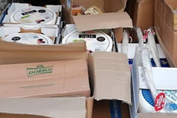В Самаре уничтожили 100 кг сыра из Европы | CityTraffic