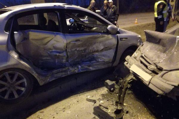 Пьяный водитель из Тольятти устроил аварию на улице Громовой | CityTraffic