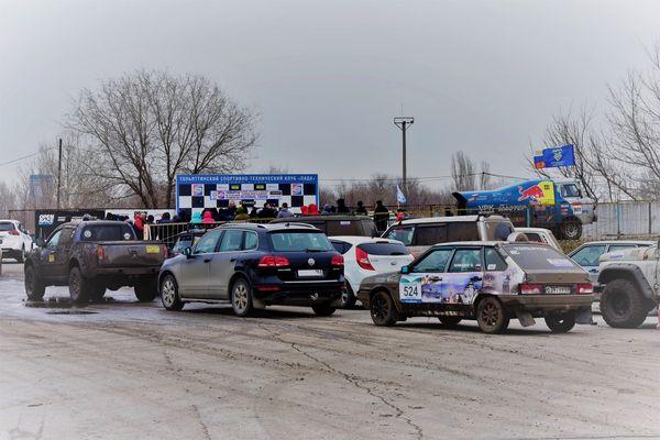 Необычные автомобильные гонки прошли в Тольятти | CityTraffic
