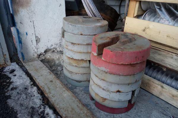 Жители Ульяновской области украли чугунные противовесы на железной дороге в Сызранском районе | CityTraffic