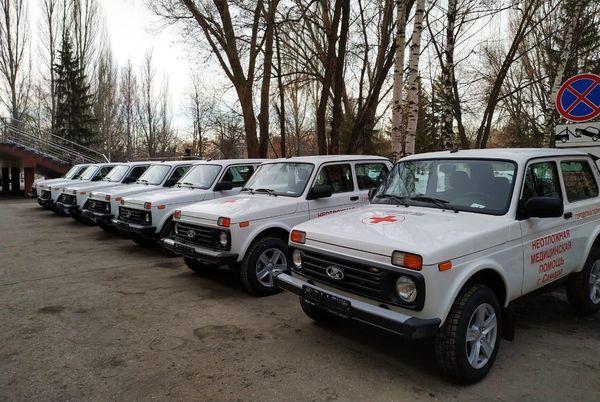 В Самару прибыли новые автомобили для оказания неотложной помощи пациентам на дому | CityTraffic