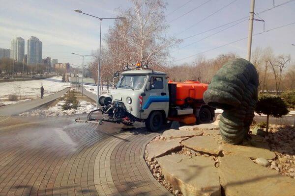 В Самарской области выделили 194 млн рублей на приобретение дорожной техники | CityTraffic