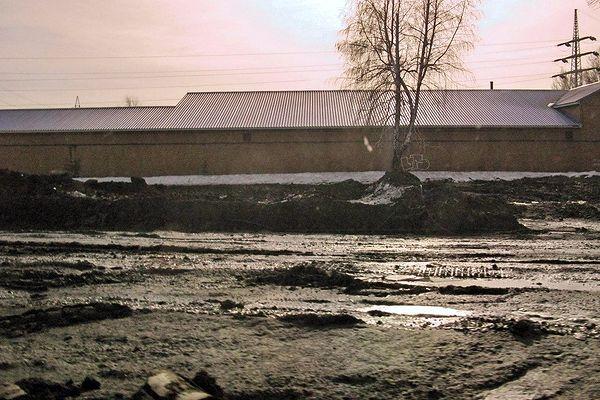В Самаре засыпали ямы на Заводском шоссе | CityTraffic
