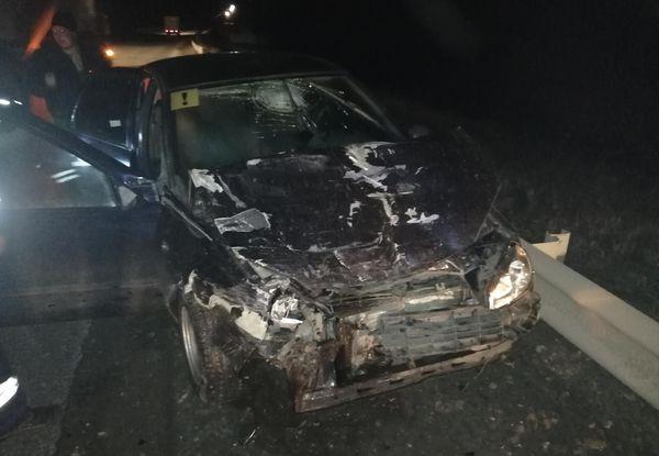 Жительница Саратовской области пострадала в аварии у Сызрани | CityTraffic
