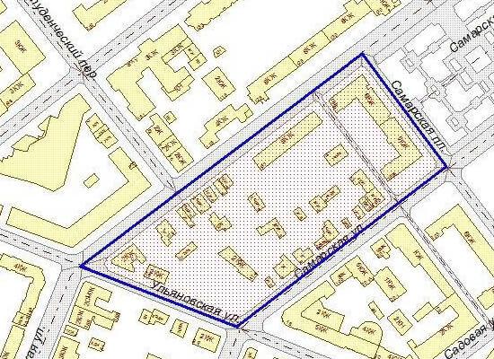 «Трансгруз» вновь попытается получить участок под застройку в центре Самары | CityTraffic