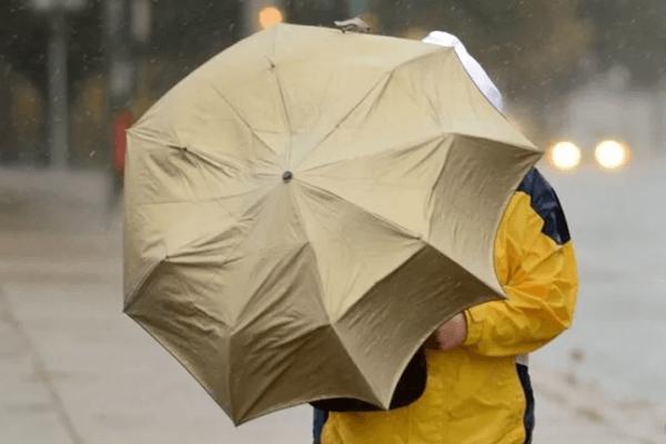 В Самарской области сильный ветер продлил действие желтого уровня погодной опасности | CityTraffic