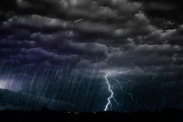 Дожди и грозы вернутся в Самарскую область в понедельник | CityTraffic