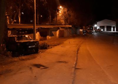 В Самаре водитель внедорожника сбил ребенка и врезался в дерево | CityTraffic