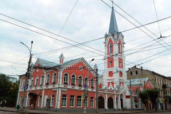 В Самаре рядом с кирхой могут появиться другие культурные объекты | CityTraffic