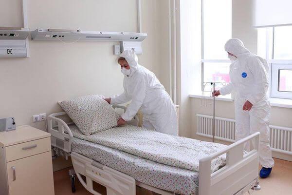 Четверо детей и15 взрослых вылечились от коронавируса за 2дня вСамарской области