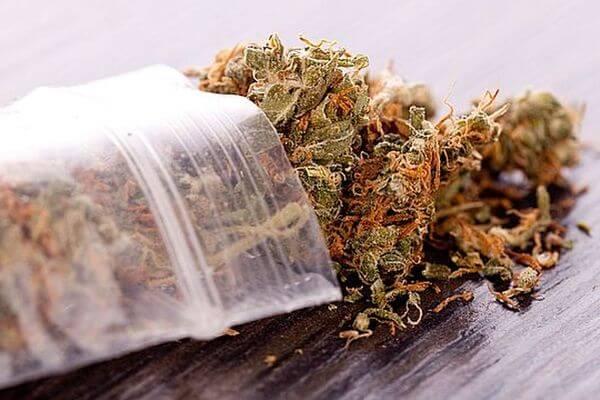 Жителя Самарской области задержали с марихуаной в кармане | CityTraffic