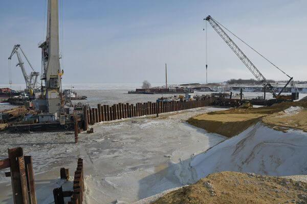 На строительстве моста через Волгу в Самарской области не освоили средства   CityTraffic