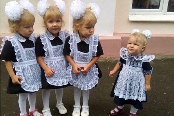 В Самаре на выплаты родителям первоклашек-близнецов предусмотрено 1,6 млн рублей | CityTraffic