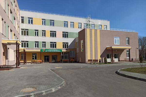 В Тольятти начала работать новая детская поликлиника | CityTraffic
