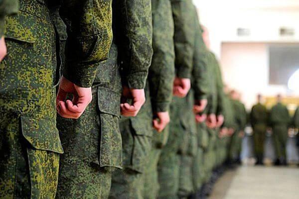 До 25 декабря из Самарской области в армию призовут 1,5 тысячи человек | CityTraffic