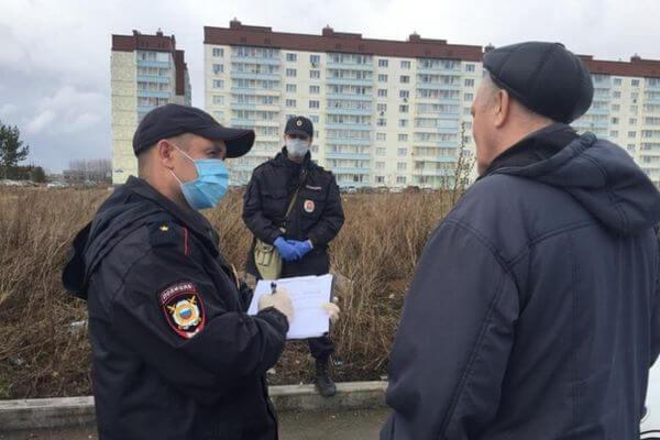 В Самарской области за сутки выявили 91 нарушителя самоизоляции   CityTraffic