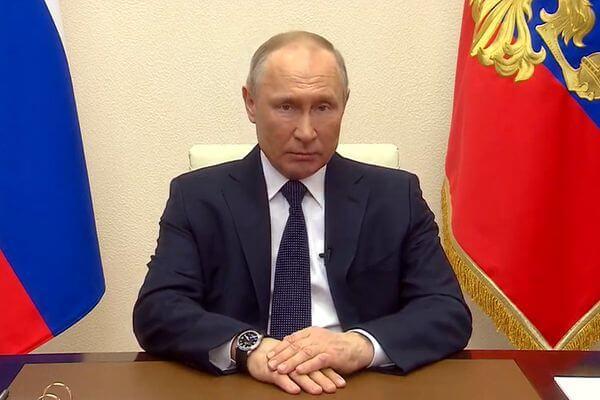 Владимир Путин отправил россиян отдыхать до 30 апреля | CityTraffic