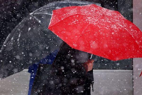 Из-за мокрого снега, дождя и ветра в Самарской области вновь объявлен желтый уровень метеоопасности | CityTraffic