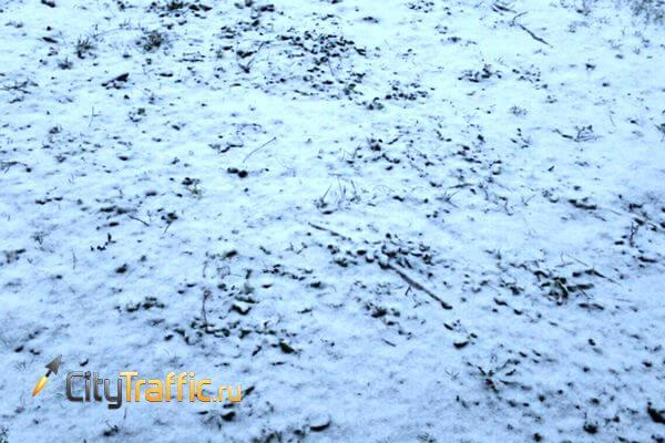 В Самарской области на Благовещение выпал снег | CityTraffic