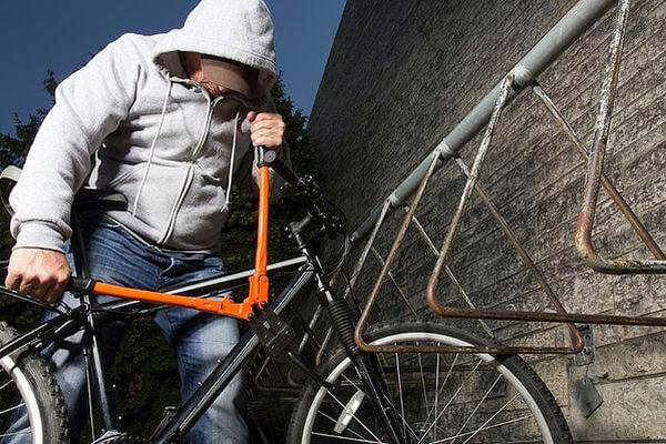 Житель Самарской области украл велосипед и спрятал его в лесу | CityTraffic