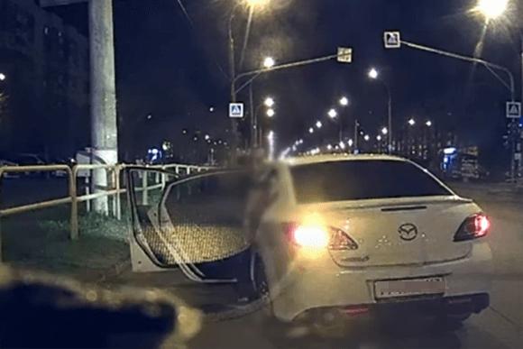 В Тольятти пьяный водитель назвался гражданином СССР и попытался сбежать от полицейских: видео | CityTraffic