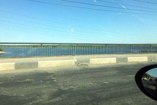 Южный мост в Самаре отремонтируют через 6 лет | CityTraffic