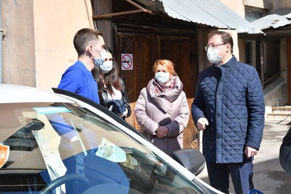 Бесплатное такси для врачей и ветеранов: правительство Самарской области и Яндекс реализуют совместные проекты | CityTraffic