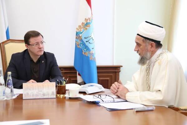 Мусульмане Самарской области временно прекратили коллективные пятничные молитвы из-за коронавируса | CityTraffic