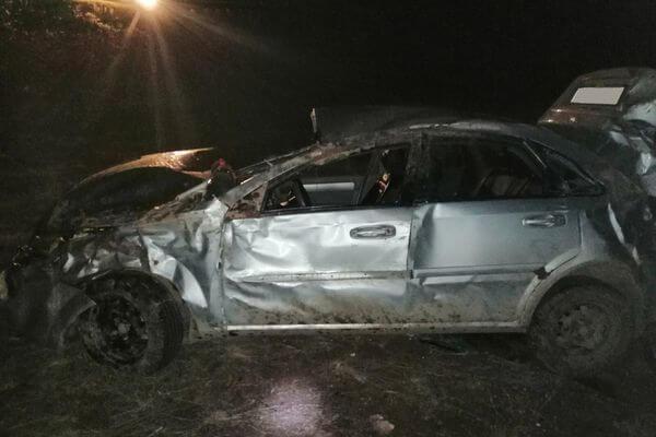 В Самарской области водитель-новичок вылетел в кювет и опрокинулся   CityTraffic