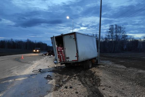 Стали известны подробности смертельной ночной аварии на М-5 в Самарской области | CityTraffic