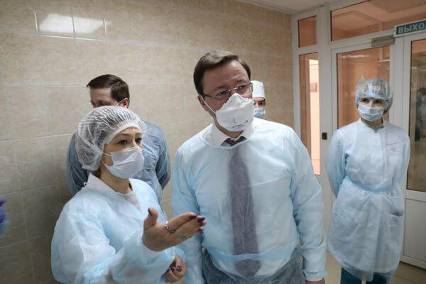 Первые 330 тестов на коронавирус в лаборатории СПИД-Центра Самары отрицательные | CityTraffic