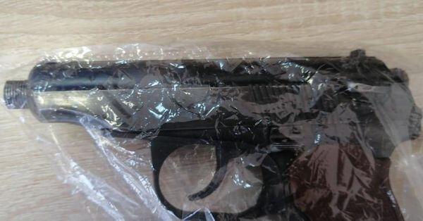 В Самаре задержаны мигранты с пистолетом | CityTraffic
