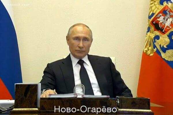 Владимир Путин заявил, что регионы получат 200 млрд рублей для обеспечения свой устойчивости | CityTraffic