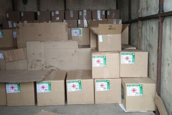 Самарские таможенники не выпустили тонну антисептиков в Казахстан | CityTraffic