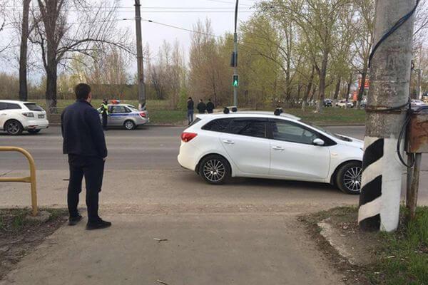 В Тольятти сбили подростка, перебегавшего дорогу | CityTraffic