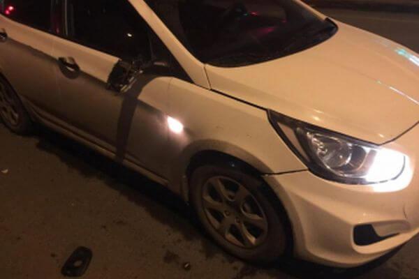В Самарской области ночью сбили мужчину, который переходил дорогу на красный свет   CityTraffic
