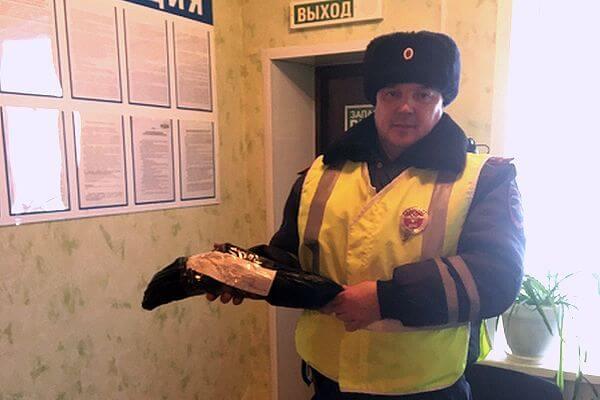 В Самарской области задержан водитель с обрезом | CityTraffic